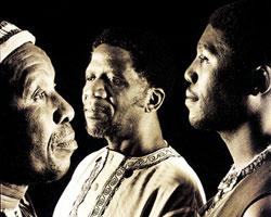 Madala Kunene & Baba Mokoene Serakoeng